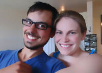 Mature, friendly student couple seeks home, Dec 2015 or Jan 2016