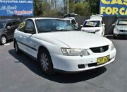2003 Holden Commodore VY Executive White 4 Speed Automatic Sedan Campbelltown Campbelltown Area Preview