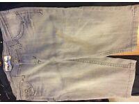 Jeans woman clothes size 16