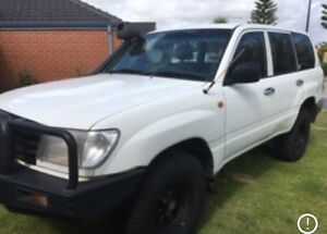 2004 Toyota Landcruiser 100 series Shoalwater Rockingham Area Preview