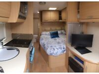 2008 Abbey Vogue 620 twin axel with Isabella Awning