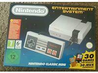Mini classic NES