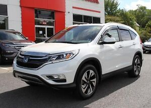 2015 Honda CR-V Touring Leather NAVI