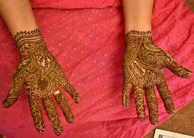 Radiant Designs Experienced Henna Artist For Ladies In Palmers