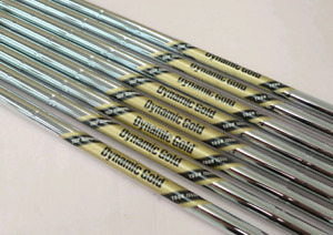 Tour Issue Dynamic Gold s400 Shafts