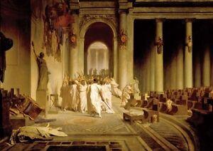 Julius Caesar Pompey End of the Roman Republic Poster