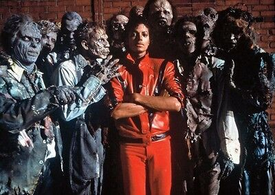 Thriller Michael Jackson Zombies POSTER #2