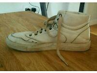 Diesel hitop shoes