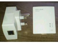 TP-LINK AV200 Homeplug adapters