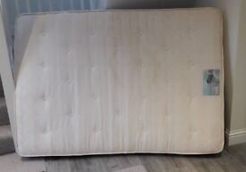 Dreams double mattress 1 year old
