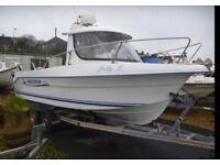 Quicksilver 620 Fishing Boat