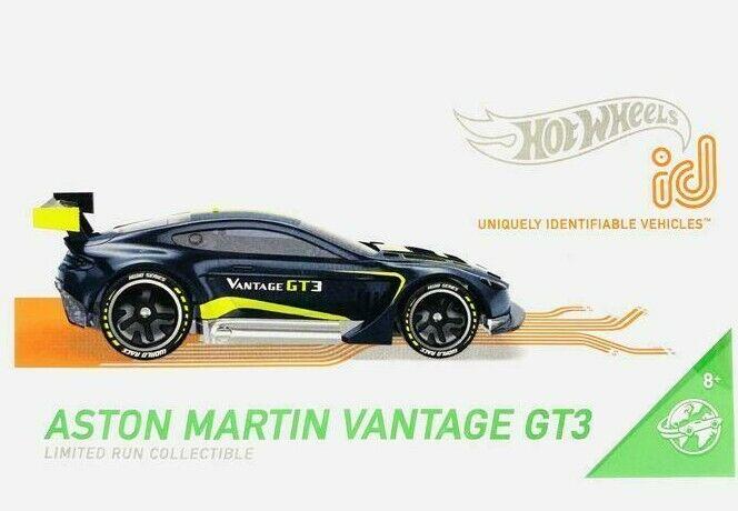 2021 Hot Wheels Id Series 2 Aston Martin Vantage Gt3 1 64 Scale Fxb02 998b Aus Dem Ebay De Preisvergleich Bei E Pard