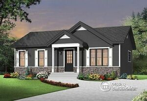 NEW TURN KEY BUNGALOW BUILT ON YOUR LOT $ 119,600.00