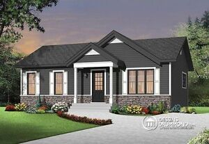 $ 113,000 NEWLY BUILT TURN KEY HOME ON YOUR LOT