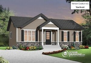 $ 104,000 NEWLY BUILT TURN KEY HOME ON YOUR LOT