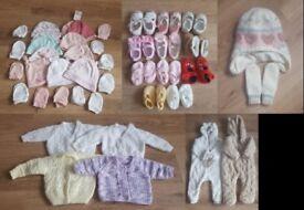 *BARGAIN*Girls Baby Clothes Job Lot 0-12mths