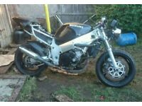 Project gsxr 6