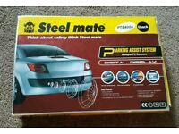 For sale is Steel Mate parking sensors system.