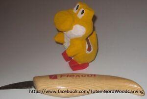 Yoshi carving from Mario Game Peterborough Peterborough Area image 6
