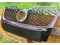 Vw golf gti 2004/2008 front grill