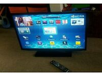 Samsung 32 inch led smart new condition fully working with remote control