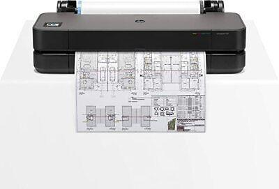Hp Designjet T250 Large Format Compact Wireless Plotter Printer - 245hb06a