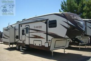 Keystone Laredo Fifth Wheel