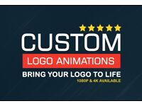 I Will Produce A Custom Logo Animation for your brand or business