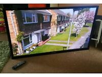 Samsung 50 inch HD tv excellent condition fully working with remote control