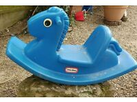 Little Tikes see-saw