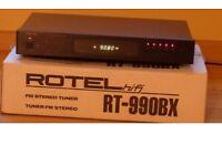 FM tuner Rotel RT-990BX