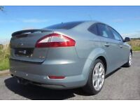 60000 MILES ONLY 2 OWNER 2010 FORD MONDEO ZETEC 2.0 TDCI 140 BHP 6 SPEED MOT 18.04.2018 3 MONTHS W