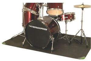 BRAND NEW drum mat 6x8'' and carrying bag
