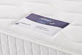 Silentnight Essentials Pocket Mattress bought in 2015, used with no spots