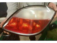 Vauxhall astra mk5 o/s rear light