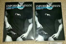 Emporio Armani 2 pack T-shirts, brand new in box