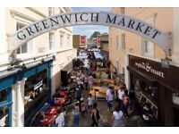 Live Greenwich with your best rommie!