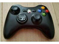 Wireless xbox 360 control