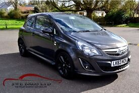 Vauxhall Corsa Limited Edition 1.3 Diesel (2013) 1Owner+GPS SAT/NAV+3 MTHWarnty