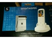Smartwares wireless video intercom