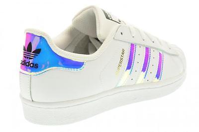 adidas superstar iridescent donna