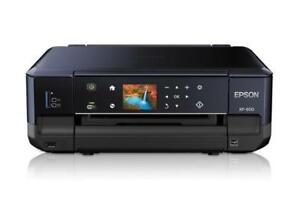 Epson Expression Premium XP-600 Small-in-One Printer 3-in-1 with Wi-Fi & Photo (Print / Copy / Scan)