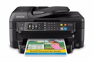 NEW Letter Size Epson Sublimation 4-color Printer Bundle, Mug & T-shirt Transfer