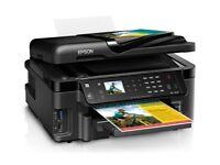 Epson WorkForce WF-3520DWF 4in1 Printer with Double-sided Printing & Auto-feed Scanning [LIKE NEW!]