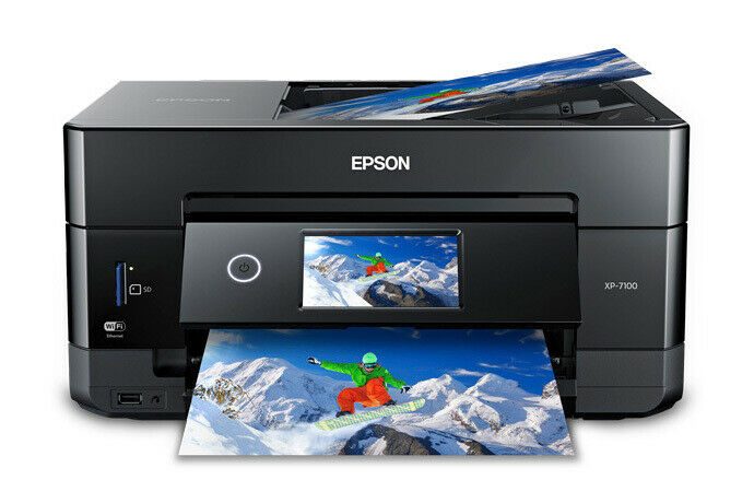 Epson Expression Premium XP-7100 Small-in-One Printer - Refurbished