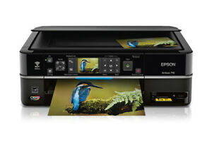 Epson Artisan 710 All-in-One Printer No Ink included