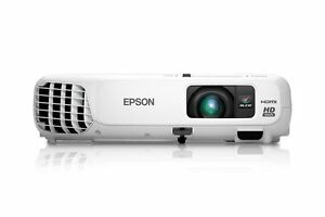 Epson Powerlite Home CInema 730HD 720p Projector w/ cieling mnt Cambridge Kitchener Area image 1