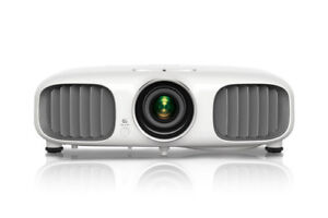 Epson 3020 PowerLite 3D 1080p Projector, only 346 hours!