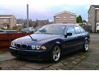 E39 BMW (swap convertible)