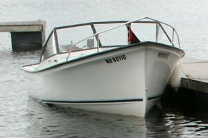 Seabreeze 19 foot Dual Console 2006 - SOLD (pending pickup)